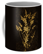 Weed Portrait Coffee Mug
