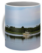 Weekend Boating Coffee Mug