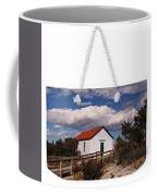 Weekender Tote-cloud Covered Light Station Coffee Mug