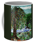 Weeping Tree Coffee Mug