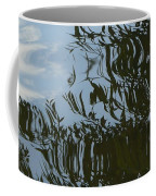 Weeping Willow Reflection Coffee Mug
