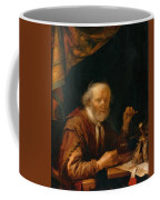 Weighing Gold 1664 Coffee Mug