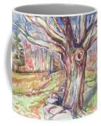 Weir Farm Oak Tree Coffee Mug