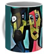 Weirdos Connect Coffee Mug