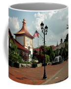 Welcome Center At Frankenmuth Coffee Mug