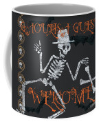 Welcome Ghoulish Guests Coffee Mug