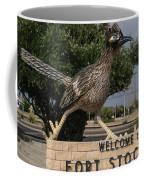 Welcome To Fort Stockton Coffee Mug