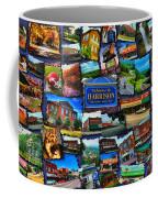 Welcome To Harrison Arkansas Coffee Mug