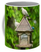 Welcome To My Bird Feeder Coffee Mug