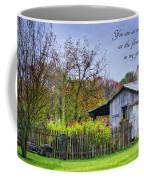 Welcome To My Garden Coffee Mug
