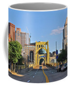 Welcome To Pittsburgh Pa Coffee Mug