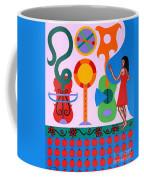 Welcome To The Show Coffee Mug