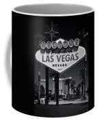 Welcome To Vegas Xi Coffee Mug