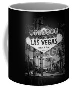 Welcome To Vegas Xiv Coffee Mug