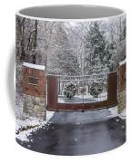 Welcome To Winter Coffee Mug