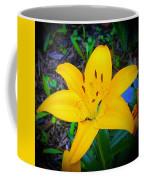 Welcoming Lily Coffee Mug
