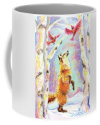 Welcoming Spring Coffee Mug