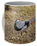 Well Plumed Bird Coffee Mug