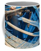 Well Used Fishing Boat Coffee Mug