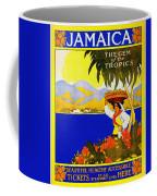 Wellcome To Jamaica Coffee Mug