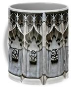 Wellesley College Tower Court Detail Coffee Mug