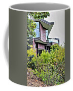 Wellesley College Wang Campus Center Coffee Mug