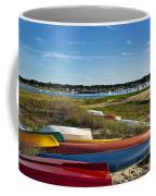 Wellfleet Harbor Cape Cod Coffee Mug