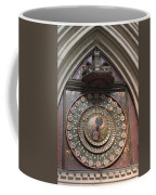 Wells Cathedral Astronomical Clock Coffee Mug