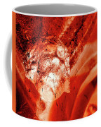 Wells Cathedral Gargoyles Color Negative C Coffee Mug