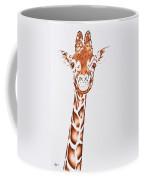 West African Giraffe Coffee Mug