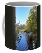 West Branch Iowa River Coffee Mug