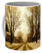 West Center  Coffee Mug