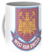 West Ham Coffee Mug