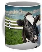 West Michigan Dairy Cow Coffee Mug