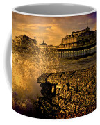 West Pier Splash Coffee Mug