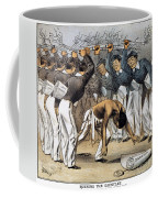 West Point Cartoon, 1880 Coffee Mug