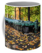 West Point Fall Leaves Coffee Mug