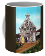 West Road Barn - All Rights Reserved Coffee Mug