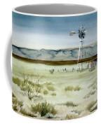 West Texas Windmill Coffee Mug