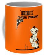 West Virginia 1925 Football Program Coffee Mug