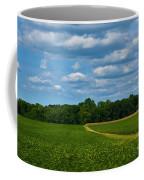 West Virginia Field  Coffee Mug