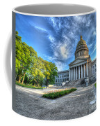 West Virginia State Capitol Building No. 2 Coffee Mug