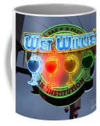 Wet Willie's Bar Coffee Mug