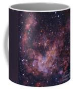 Westerlund 2 Star Cluster In Carina Coffee Mug