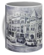 Western Avenue In Muskegon, Michigan Coffee Mug