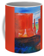 Western Canyon Coffee Mug