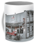 Western Carriage Stop Coffee Mug