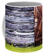 Western Door Coffee Mug