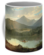 Western Landscape Coffee Mug by John Mix Stanley