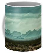 Western Mountains Coffee Mug